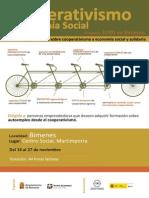 Programa Curso Cooperativismo y Economía Social