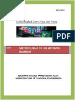 Monografia de Infraestructura de Tecnologia de Informacion