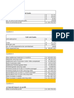 Baldwin Bicycle Company Case Solution excel file