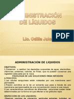 28092183 Administracion de Liquidos