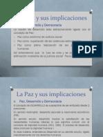 04 La Paz y Sus Implicaciones III
