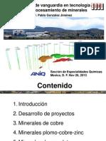 4.- Aspectos de Vanguardia