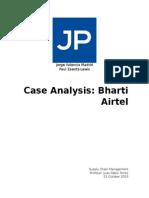 Case Analysis - Bharti Airtel