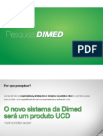 Focus Group report for Dimed's B2B Services Web App