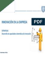 Innovacion en La Empresa Actual