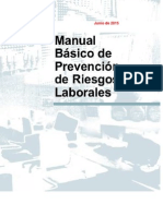 Manual Prevencion Riesgos 2015