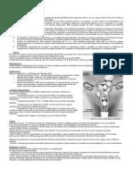 Resumen ginecología