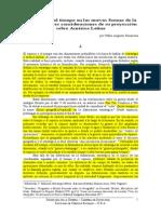 U1.3 - Bonavena, Pablo Augusto El Espacio y El Tiempo en Las Nuevas Formas de Guerra y Breves Consideraciones de Su Proyección Sobre América Latina