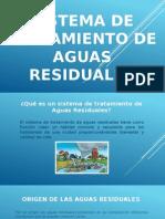 Tratamiendo de Aguas Residuales Taller de Saneamiento Basico Rural