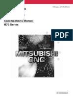 02 - Mitsubishi M70 - Manual