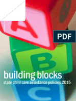 2015 State Child Care Assistance Report