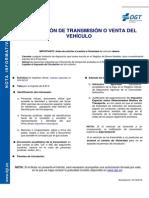 09 Notificacion Venta Vehiculo ESPANOL 30-12-2014