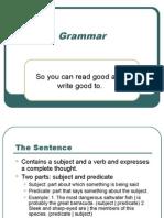 10th grade grammar