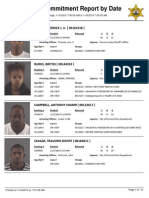 Peoria County booking sheet 10/06/2015