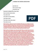 Martial Arts Manual [Final Draft]