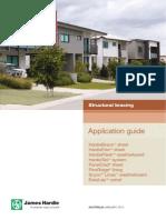Hardie Bracing Sheet Application Guide - Jan 2012 - LR