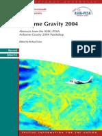 Air Borne Gravity Workshop GA4763