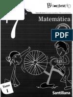 Santillana Bicentenario - Matematica 7