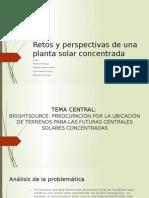 Caso BrightSource - Retos y perspectivas de una planta solar concentrada.pptx