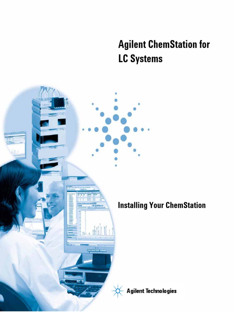 2007 Installing Your Chemstation   Personal Computers   Operating System