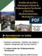 La importancia de las áreas verdes en las ciudades