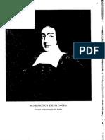 Harold Foster Hallett Aeternitas a Spinozistic Study 1