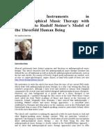 Instrumentos & Música Na Antroposofia