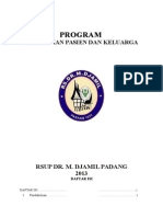 Program Pendidikan Pasien & Keluarga