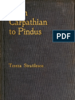 From Carpathian to Pindus