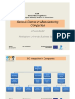ICE2015 Manufacturing SGs Survey v1