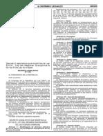 Decreto Legislativo 1145 Modifican Ley 29131 Ley de Regimen Disciplinario de Las FFAA