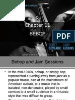 Jazz Ch.11 PP Bebop