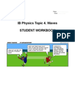 Topic 4 Waves Student Workbook