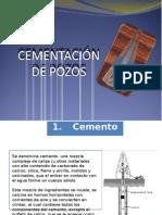 10 Cementacion de Pozos