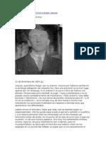 Carta de Maurice Blanchot