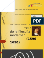 Rene Descartes Diapositiva