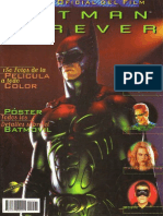Batman Forever Revista Oficial - Julio 1995
