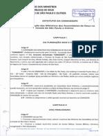 Estatuto Social Da COMADESPE Atualizado Em 21-07-2013