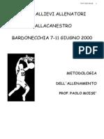 Appunti Corso Allievi Allenatori Basket