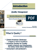 Into Quality Management - Rev00