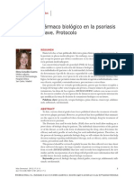 Farmaco Biologicon en Psoriasis