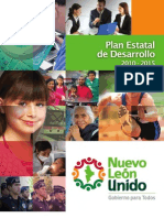 Plan Estatal de Desarrollo 2010-2015