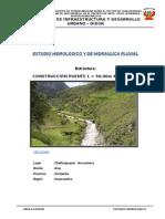 Informe Hidrología Puente