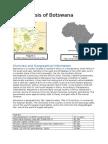 An Analysis of Botswana