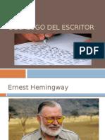 Decálogo Del Escritor