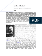 Ernest Rutherford the biography
