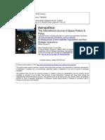 anti satellite capabilities and their strategic implications