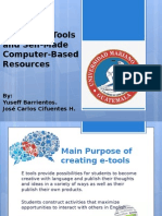 e-creation tools oct 2015