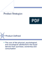 Product Strategies Module 2