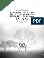 Buku Panduan Hari-hari Yang Ada Kelebihan Di Dalam Islam[1]